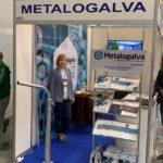 9-12 апреля Металогальва впервые приняла участие в междeнародной выставке ElcomUkraine 2019